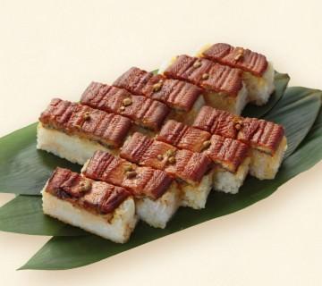 うなぎ姿寿司(十貫)