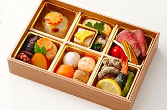 東京近郊エリア限定お弁当宅配始めました