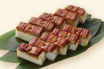 夏の暑い時期はうなぎ寿司がおすすめです。