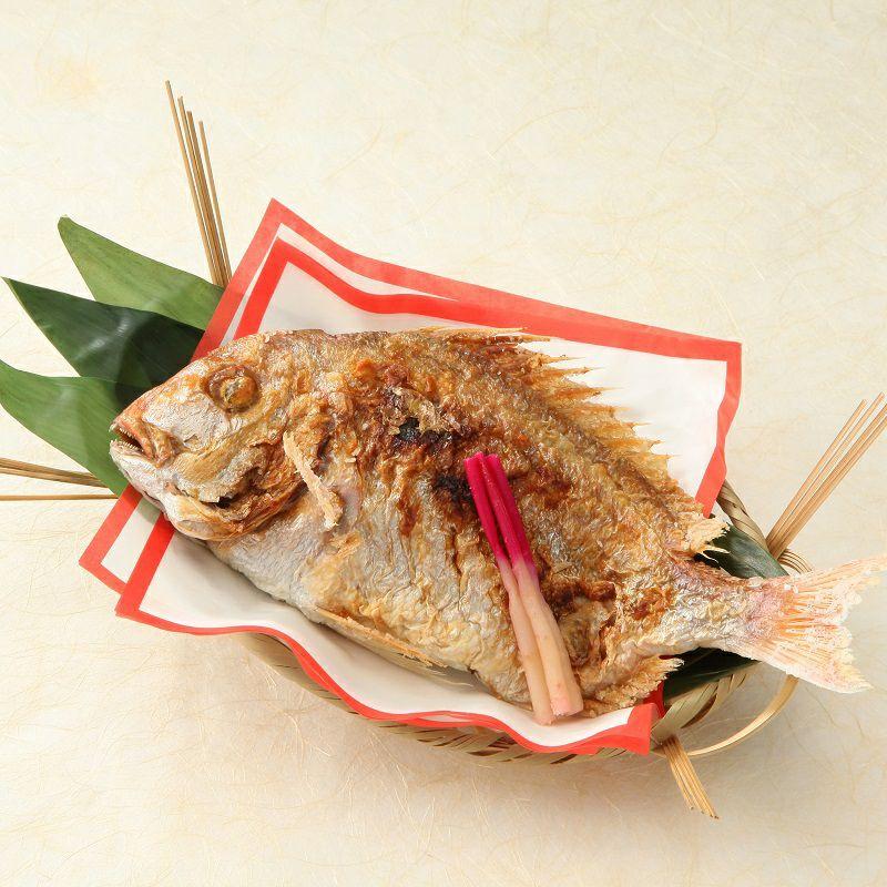 焼き鯛イメージ