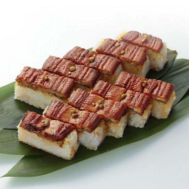 うなぎ姿寿司10貫