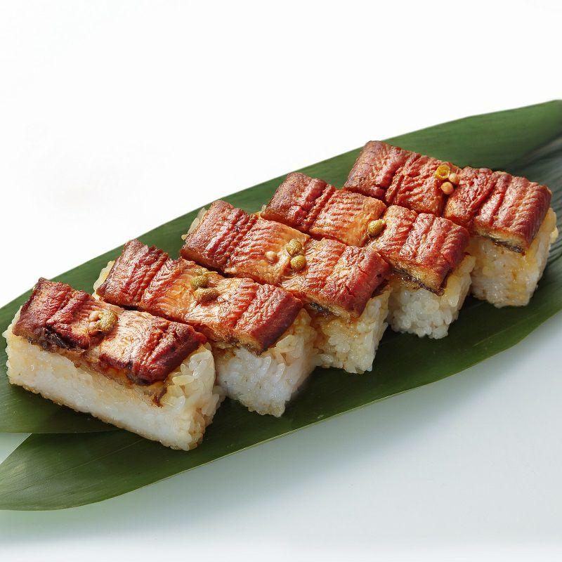 うなぎ姿寿司5貫