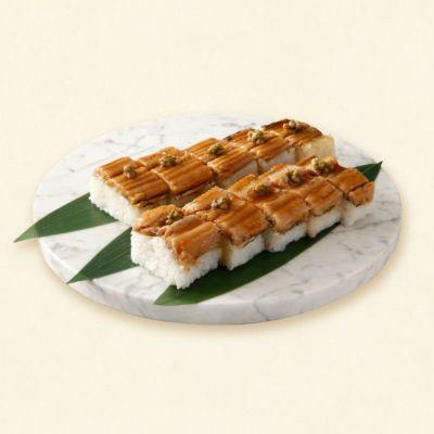 穴子姿寿司(十貫)