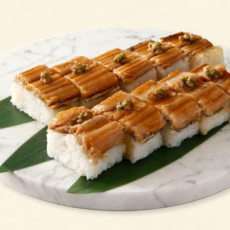穴子姿寿司(五貫)