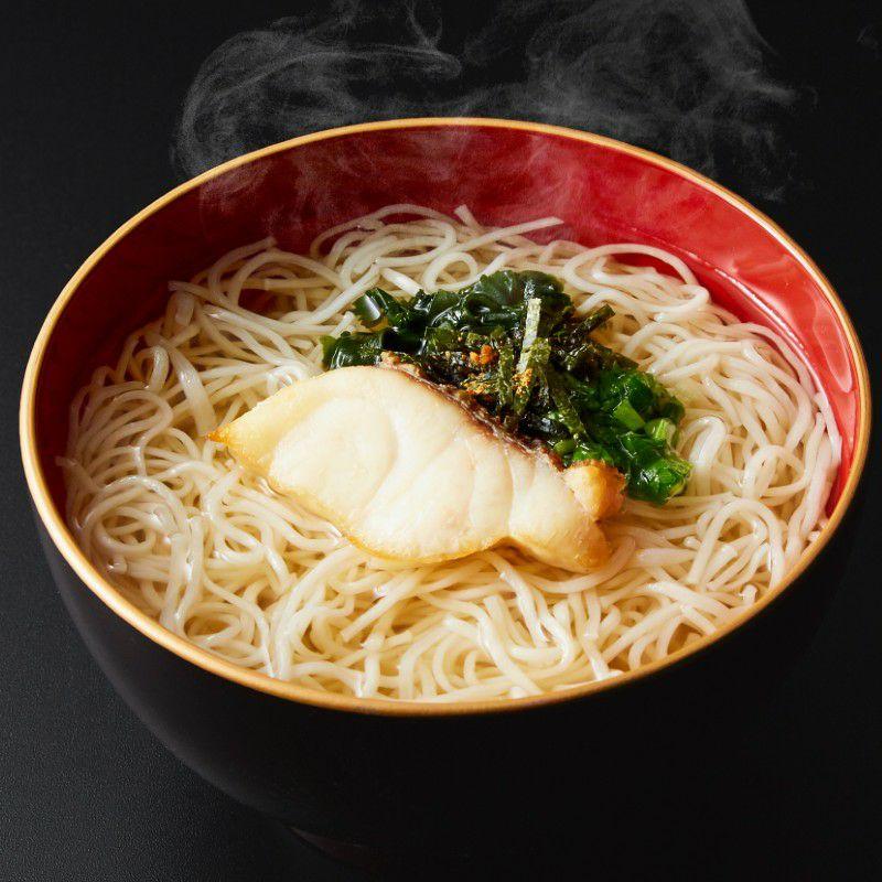 天然鯛にゅう麺